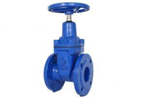 flange wedge gate valve