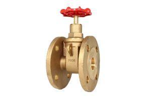 flange gate valve (shipbuilding type)