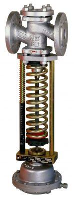 Gestra Overflow valve